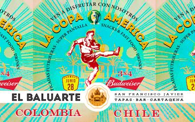 COLOMBIA – CHILE EN EL BALUARTE